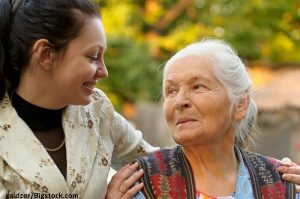 Geriatric Care Manager - Cute Elderly Woman and Happy Woman