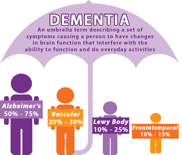 Dementia Care - Infographic