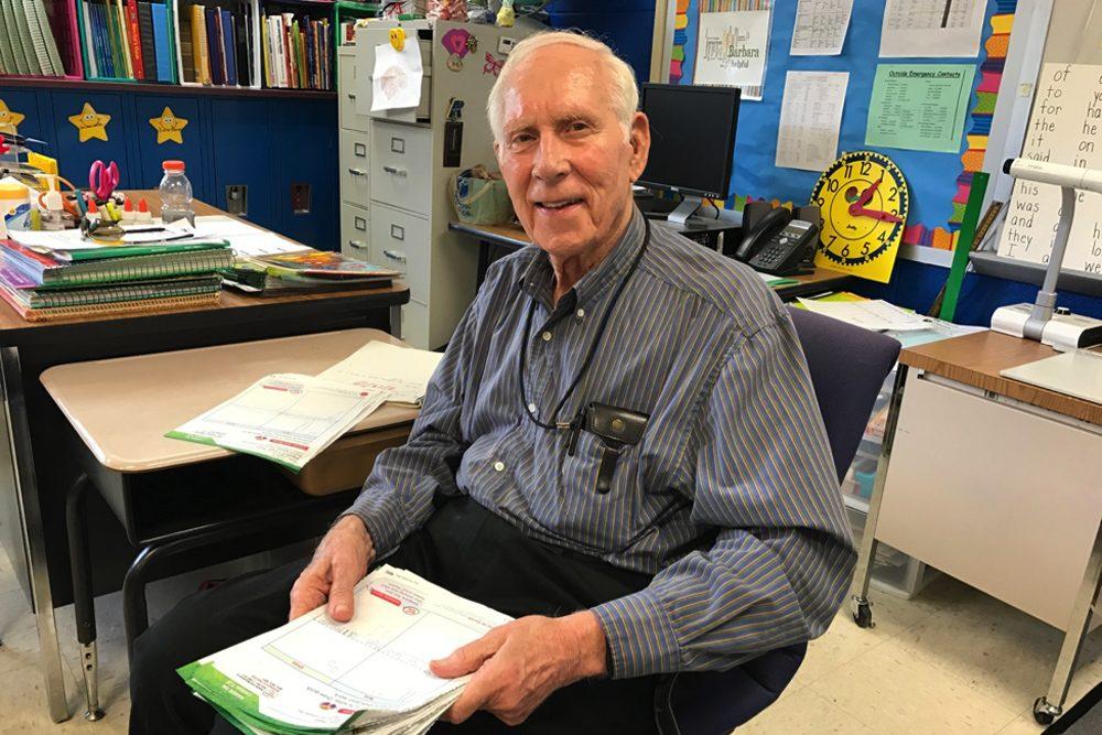 Jobs for Seniors - Substitute Teacher