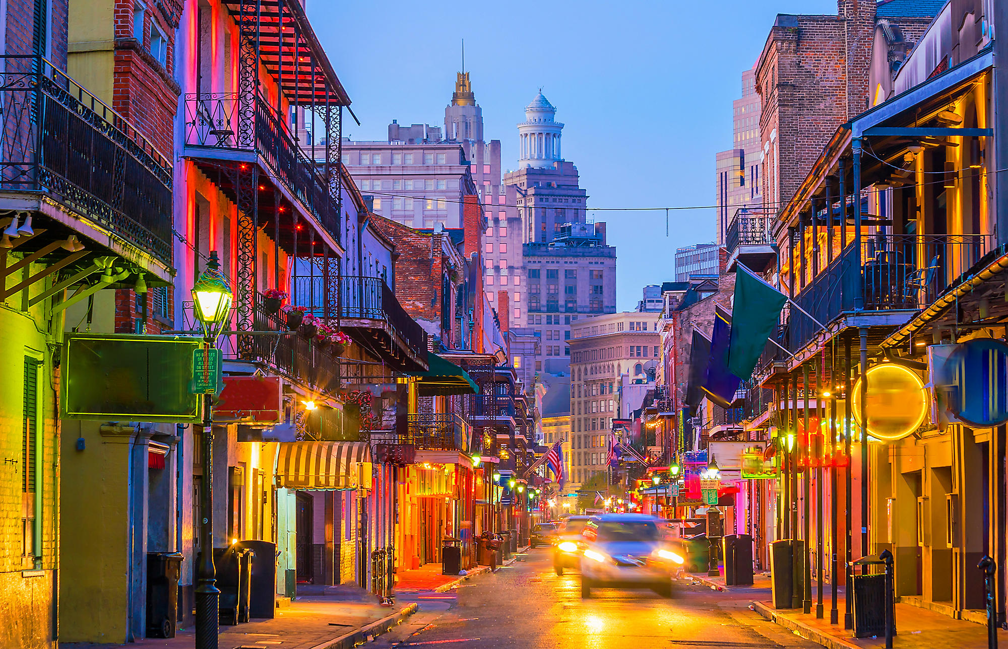 Senior Travel Destinations - New Orleans
