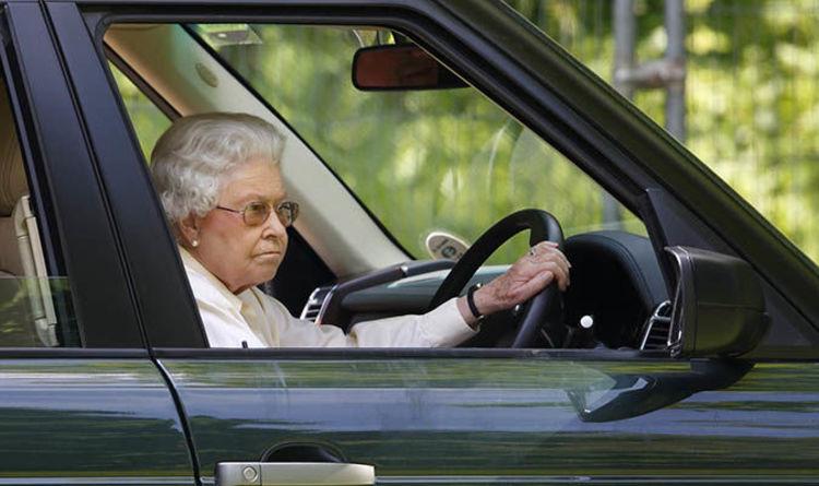 Giving Up Driving - Queen Elizabeth Driving