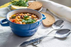 Winter Nutrition For Seniors - A Picture Of A Bowl Of Soup