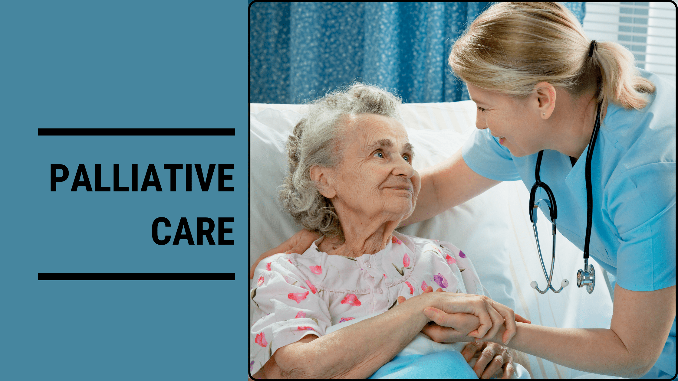 What You Need To Know About In-Home Palliative Care