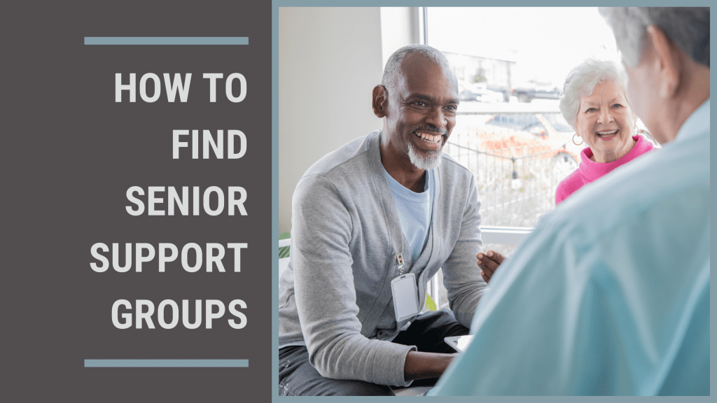 Senior Support Groups Featured Image